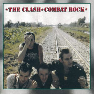 The Clash - Combat Rock - 889853917716 - SONY MUSIC