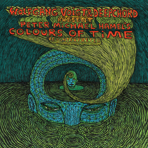Wolfgang Voigt & Deepchord Present Peter Michael Hamel - Colours Of Time (Re-Interpreted) - AI04 - ASTRAL INDUSTRIES