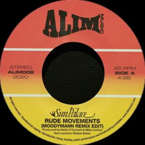 Sun Palace - Rude Movements (Moodymann