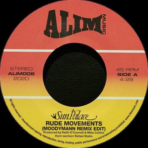 Sun Palace - Rude Movements (Moodymann