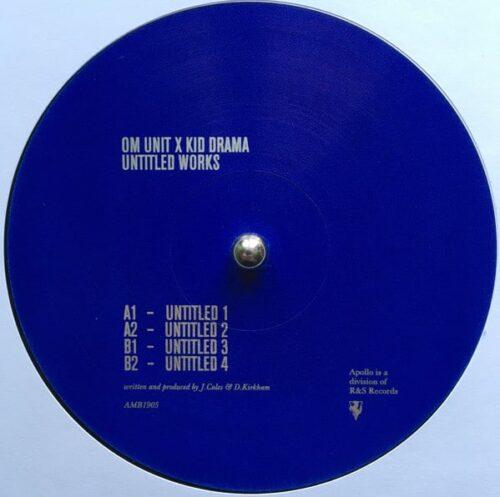 Om Unit x Kid Drama - Untitled Works - AMB1905 - APOLLO