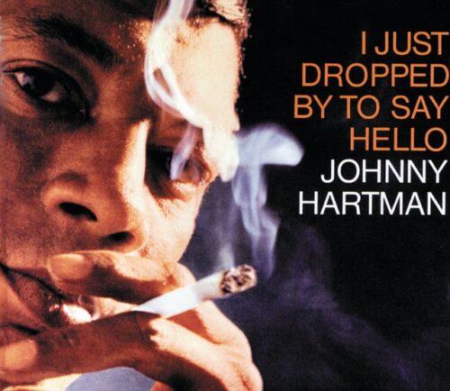Johnny Hartman - I Just Dropped By To Say Hello - AS-57 - IMPULSE