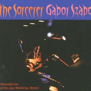Gabor Szabo - The Sorcerer - AS-91-46 - IMPULSE