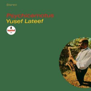 Yusef Lateef - Psychicemotus - AS-92 - IMPULSE