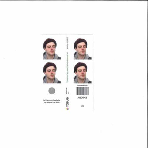 DayKoda - All Of Me LP - BMR012 - BEAT MACHINE RECORDS