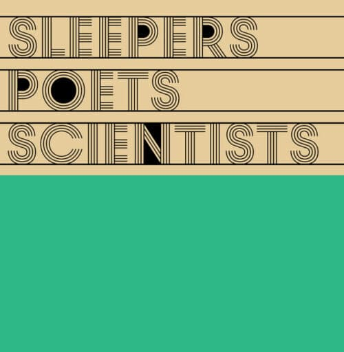 Various - Sleepers Poets Scientists - CES-001 - CES