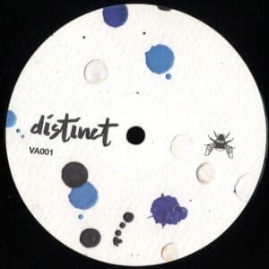 Various Artists - distinct VA 001 - DISTINCTVA001 - DISTINCT MANCHESTER