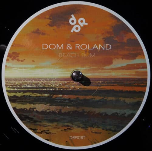 Dom & Roland - Beach Bum / Dred Sound - DRP018T - DOM AND ROLAND
