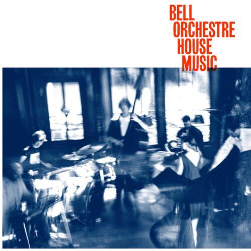 Bell Orchestre - House Music (Ltd clear vinyl) - ERATPLE141 - ERASED TAPES