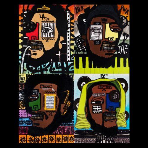 Dinner Party/Terrace Martin/Robert Glasper/9th Wonder/Kamasi Washington - Dinner Party - ERE567 - EMPIRE