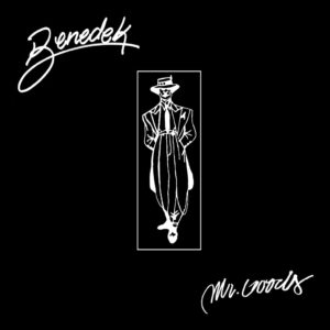 Benedek - Mr.Goods - LIES162 - L.I.E.S.