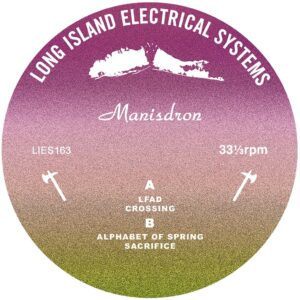 Manisdron - Manisdron - LIES163 - L.I.E.S.