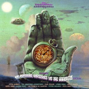 The Amorphous Androgynous - A Monster Psychedelic Bubble - LPTOT78 - JUMPIN' & PUMPIN'