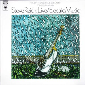 Steve Reich - Live / Electric Music - MOVCL047 - MUSIC ON VINYL