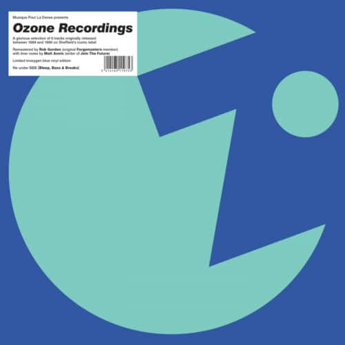 Various - Ozone Recordings - Limited - MPD028 - MUSIQUE POUR LA DANSE