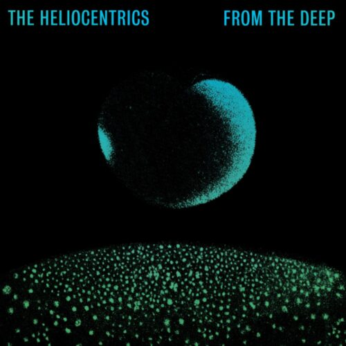 The Heliocentrics - Quatermass Sessions: From The Deep - NA5136LP - NOW AGAIN
