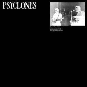 Psyclones - TApe Music 1980-1984 - NB005 - NOTTE BRIGANTE
