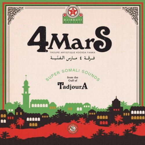 4Mars - Super Somali Sounds from the Gulf of Tadjoura - OSTLP010 - OSTINATO RECORDS