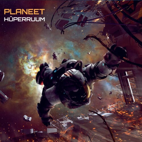 Planeet - Hüperruum - PLN002MC - AUDIOPLANEET