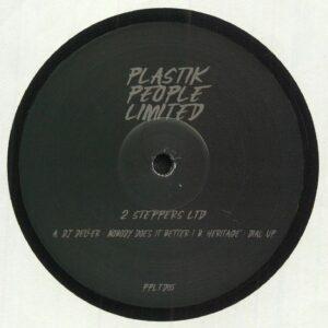 DJ Deller/Heritage - 2 Steppers - PPLTD05 - PLASTIK PEOPLE