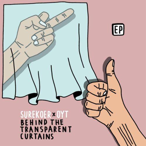 Surekoer x OYT - Behind The Transparent Curtains - SBV002 - SUPERBANDIIT