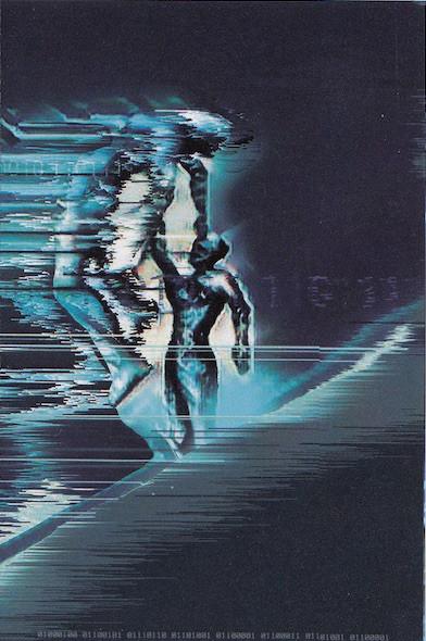 SlowedChromeChain - Crystal Quetzal - TCD2672020 - TRASH CAN DANCE