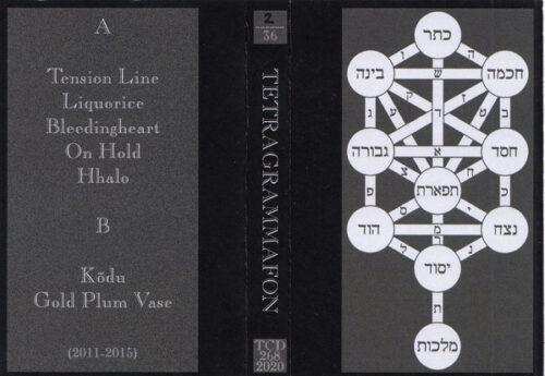 Tetragrammafon - Tetragrammafon - TCD2682020 - TRASH CAN DANCE
