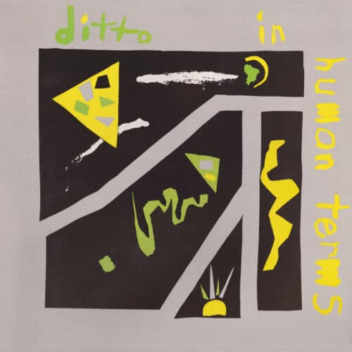 Charles Ditto - In Human Terms - TER054 - TELEPHONE EXPLOSION
