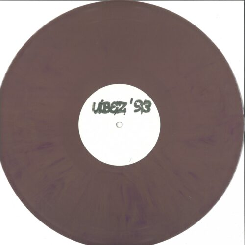 Unknown - Evil Forces EP - VIBEZ93006 - VIBEZ '93