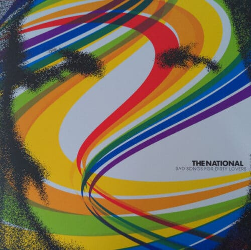 The National - Sad Songs For Dirty Lovers (Remastered) - 4AD0313LP - 4AD