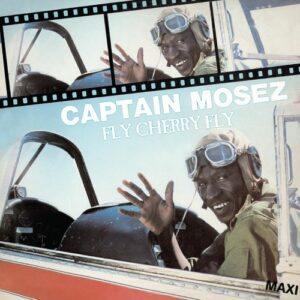 Captain Mosez - Fly Cherry Fly - AFS046 - AFROSYNTH