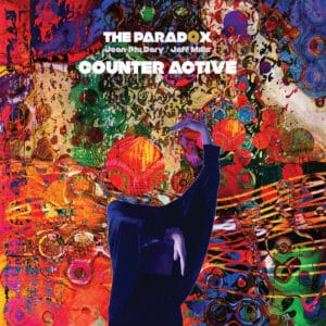 Jeff Mills/Jean Phi-Dary/The Paradox - Counter Active - AX096 - AXIS