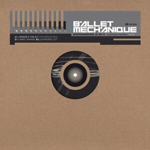 Ballet Mechanique - Borrenbergs 12 EP II - DSR-X21 - DELSIN RECORDS