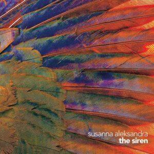 Susanna Aleksandra - The Siren - ECD-2020129 - ECLIPSE MUSIC
