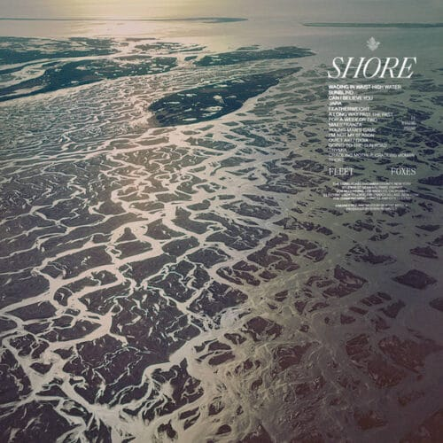 Fleet Foxes - Shore (crystal clear vinyl) - EPIT28444-3 - ANTI
