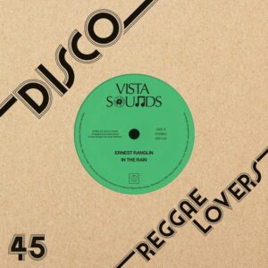 Ernest Ranglin - In The Rain - ERC120 - EMOTIONAL RESCUE