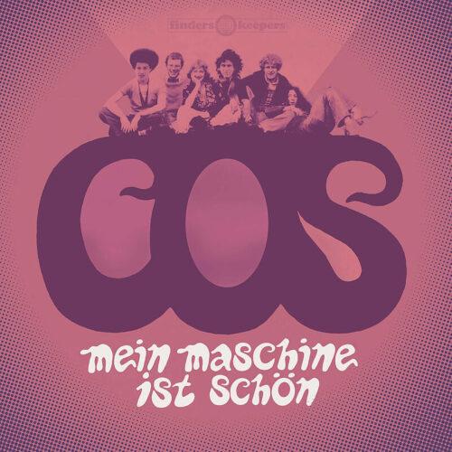 COS / Daniel Schell & Dick Annegarn - Mein Maschine Ist Schön / The FF Boom - FKSP019 - FINDERS KEEPERS