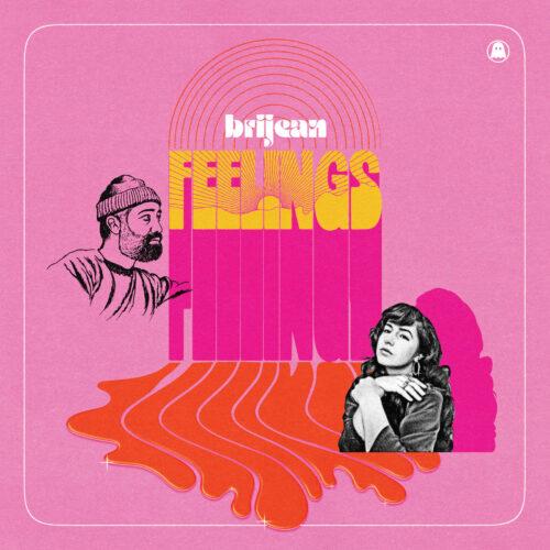 Brijean - Feelings - GI378LP - GHOSTLY INTERNATIONAL