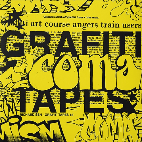 Richard Sen - Grafiti Tapes 12 - GT12 - KLASSE WRECKS