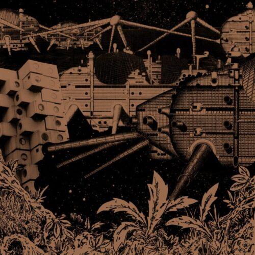 The Greg Foat Group - Dark Is The Sun - JMANLP041X - JAZZMAN