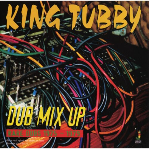 King Tubby - Dub Mix Up - JRLP016 - JAMAICAN