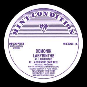 Demonik - Labyrinthe - MC049 - MINT CONDITION