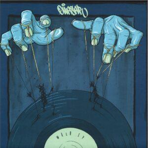 Quasar - Walk EP - MEDI118 - DEEP MEDI MUSIK