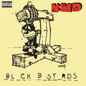 KMD - Black Bastards - MF2001-1 - METALFACE