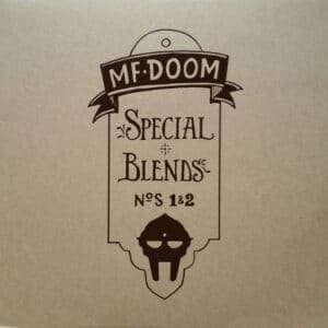 MF DOOM - Special Blends Vol.1&2 - MFR100 - METALFACE