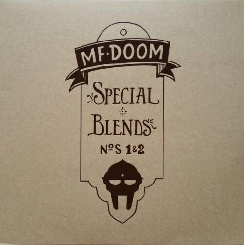 MF DOOM - Special Blends Vol.1&2 - MFR100 - METALFACE