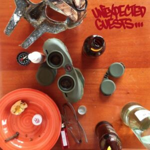 MF DOOM - Unexpected Guests - MFR103 - METALFACE