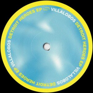 Ricardo Villalobos - Detroit Heroes EP - MUSIK098 - RAUM MUSIK