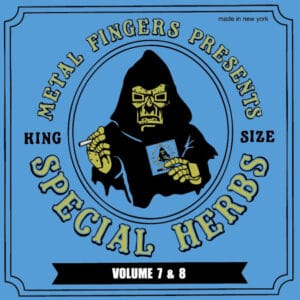 MF Doom - Special Herbs Vol.7&8 - NSD163-1 - NATURE SOUNDS
