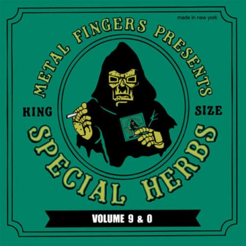 MF Doom - Special Herbs Vol.9&0 - NSD166-1 - NATURE SOUNDS